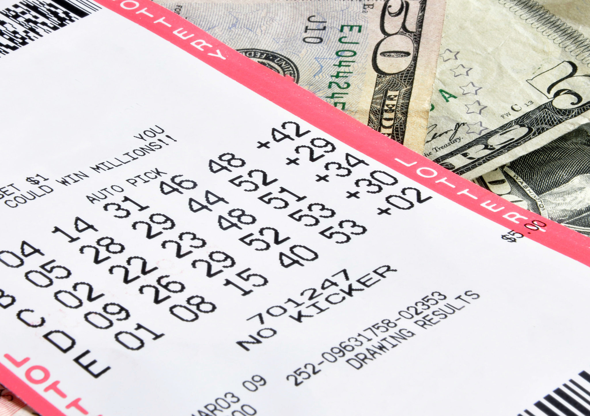 5 Tips to help you choose the winning numbers