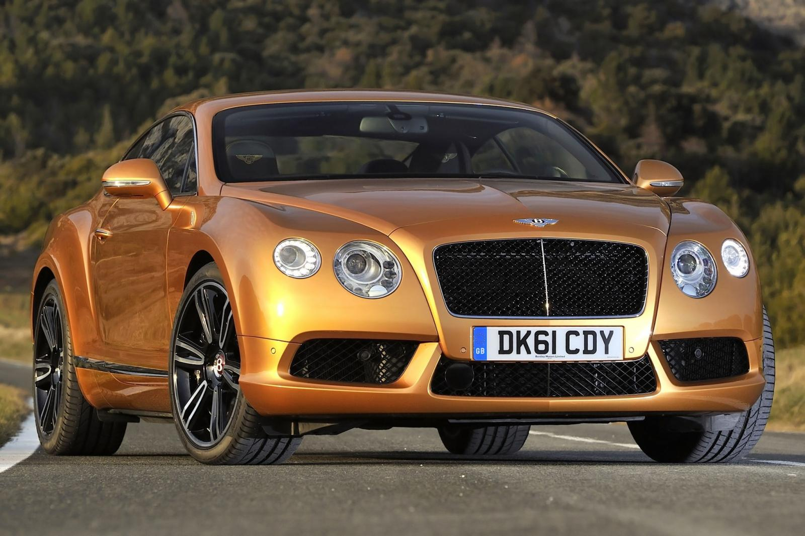 Eight year old wins Bentley supercar
