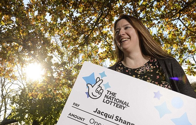 EuroMillions winner took three weeks to claim her prize