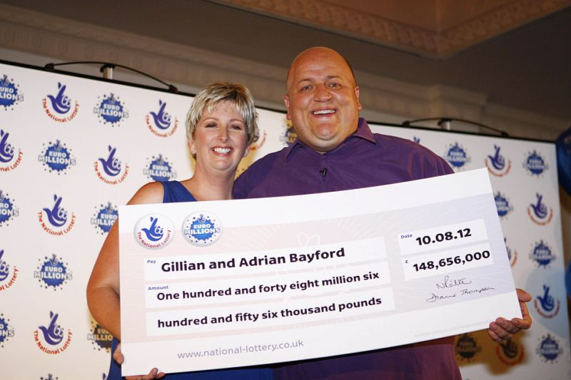 EuroMillions winner makes unexpected donation to Eccentric Party