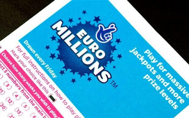 EuroMillions won for the third time in five draws