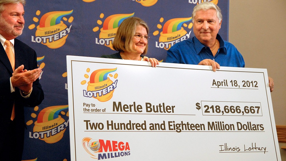 Two time lottery winners