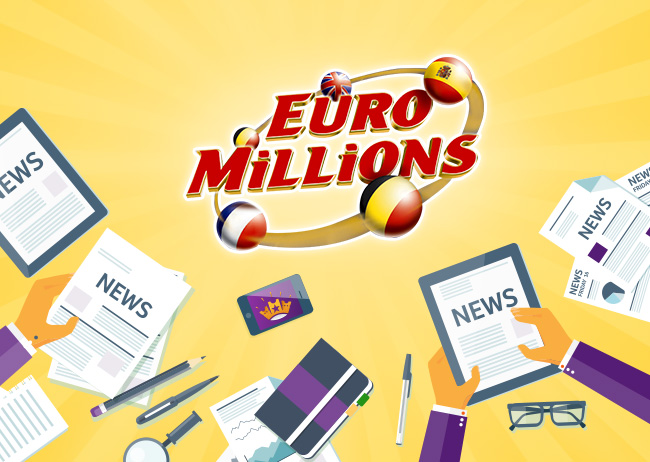 Father of four claims massive €168 000 000 EuroMillions jackpot