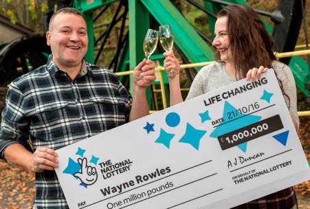 1 000 000 EuroMillions winner thought his ticket was fake
