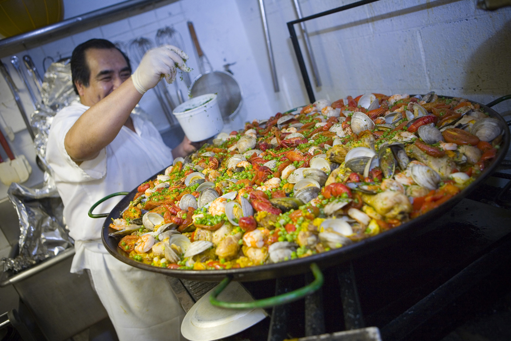 Would you treat your employees to a Spanish Paella feast