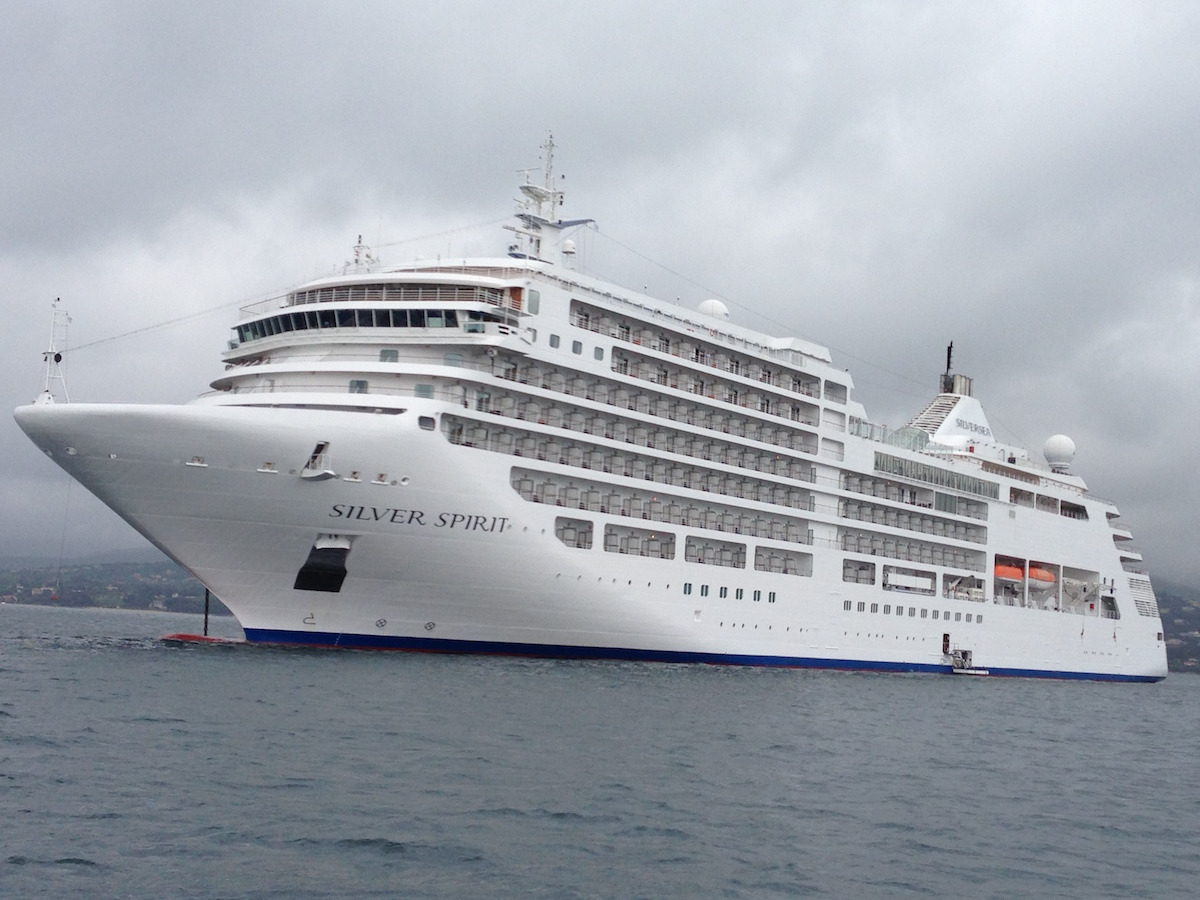 luxury cruise costs $1.5 million