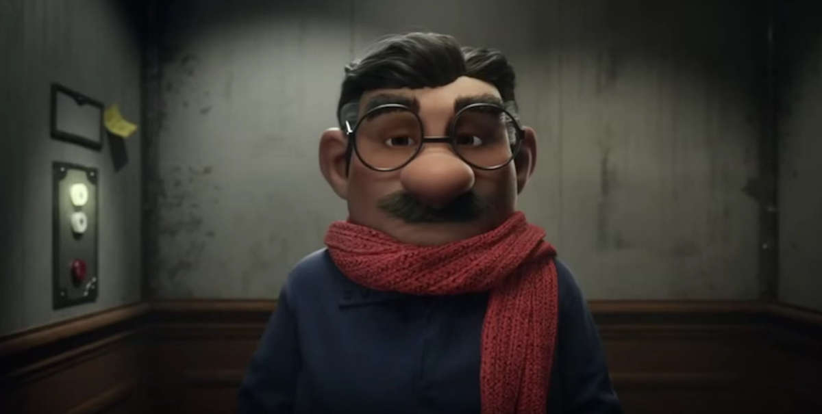 Watch this 2015 Spanish Christmas Lottery Advert
