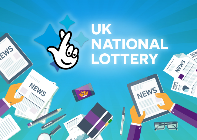 UK National Lottery Launches