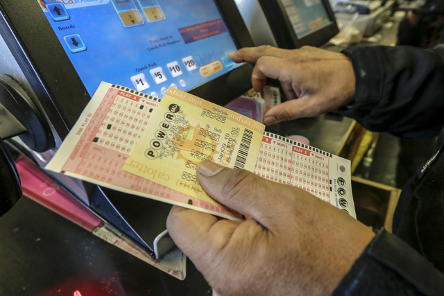 a detailed look at how a lottery ticket purchase is reallocated after purchase
