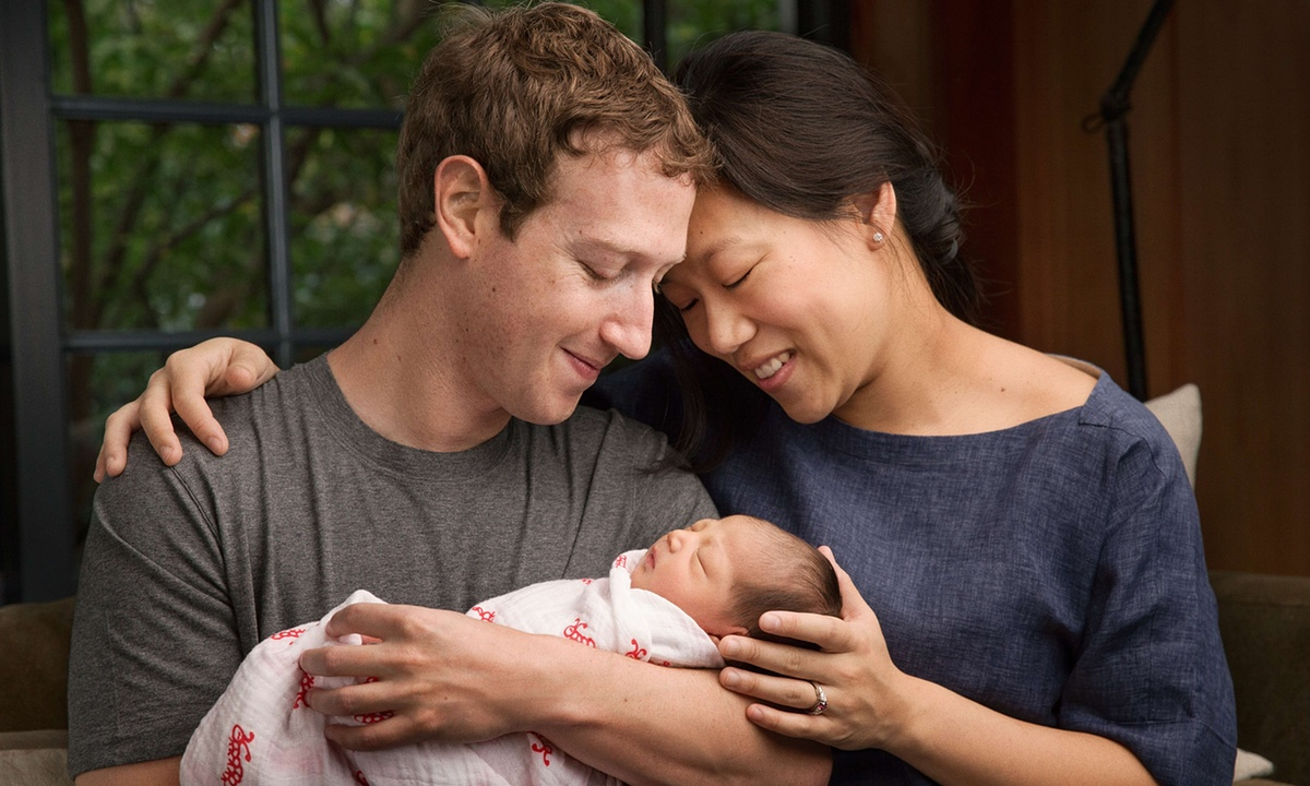 Facebook founder Marc Zuckerberg Pledges 99% of wealth to Charity