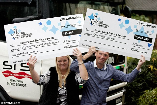 UK Man Wins Lotto twice within five years